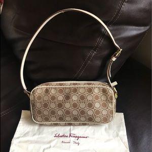 Authentic Salvatore Ferragamo mini bag